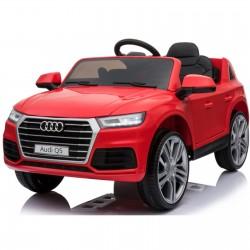 Ηλεκτροκίνητο Παιδικό Αυτοκίνητο AUDI Q5 License12V R-C κοκκινο