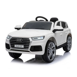 Ηλεκτροκίνητο Παιδικό Αυτοκίνητο AUDI Q5 License12V R-C Λευκό