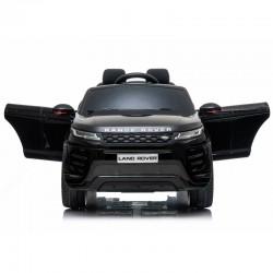 Ηλεκτροκίνητο Παιδικό Αυτοκίνητο Licensed Land Rover Evoque 12V σε Μαυρο