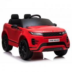 Ηλεκτροκίνητο Παιδικό Αυτοκίνητο Licensed Land Rover Evoque 12V σε Κοκκινο