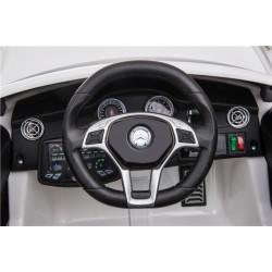 Ηλεκτροκίνητο Αυτοκίνητο Mercedes Benz GLA 45 Licensed original Σε 12V Λευκό