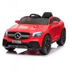 Ηλεκτροκίνητο Παιδικό Αυτοκίνητο Licensed Mercedes Benz 12V σε Κόκκινο Χρώμα