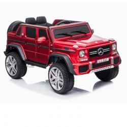 Ηλεκτροκίνητο Παιδικό Αυτοκίνητο Licensed Mercedes Benz Maybach G650  12V σε Κόκκινο Χρώμα