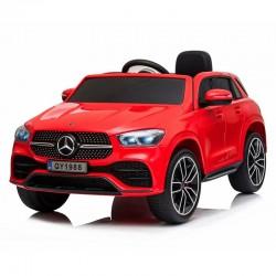 Ηλεκτροκίνητο Αυτοκίνητο Mercedes Benz  GLE 350 AMG Σε Κόκκινο 12V