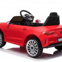 Ηλεκτροκίνητο Παιδικό Αυτοκίνητο Licensed Mercedes Benz CLS350 12v σε Κόκκινο χρώμα