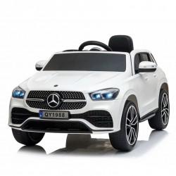 Ηλεκτροκίνητο Αυτοκίνητο Mercedes Benz  GLE 350 AMG Σε Λευκο 12V