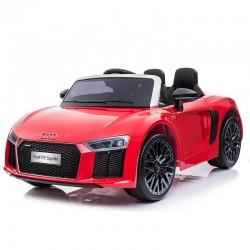 Ηλεκτροκίνητο Παιδικό Αυτοκίνητο Licensed Audi R8 Spyder 12V Κοκκινο