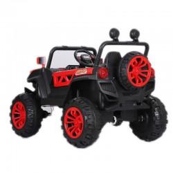 Ηλεκτροκίνητο παιδικό αυτοκίνητο τζίπ BUGGY σε κόκκινο 12V