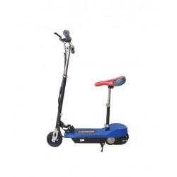 OEM Ηλεκτρικό παιδικό E-SCOOTER με κάθισμα 150W 6 ίντσες 24V σε μπλέ