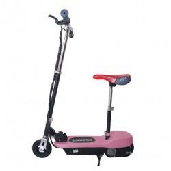 OEM Ηλεκτρικό παιδικό E-SCOOTER με κάθισμα 150W 6 ίντσες 24V σε ρόζ