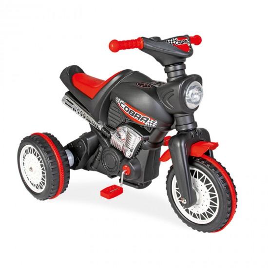 Ποδοκίνητο Παιδικό Μηχανάκι – PILSAN Cobra Pedal 07323 motorcycle