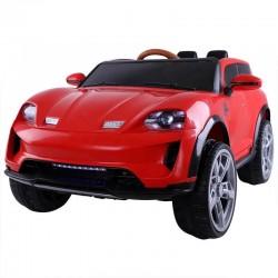 Ηλεκτροκίνητο παιδικό αυτοκίνητο τύπου PORSCHE CAYENE σε κόκκινο 12V