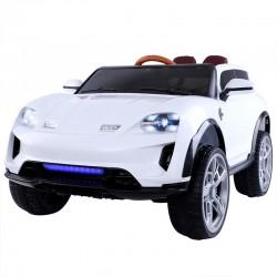 Ηλεκτροκίνητο παιδικό αυτοκίνητο τύπου PORSCHE CAYENE σε λευκό 12V