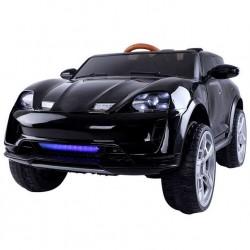 Ηλεκτροκίνητο παιδικό αυτοκίνητο τύπου PORSCHE CAYENE σε μαύρο 12V