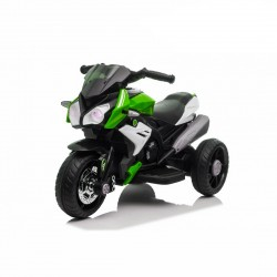 Ηλεκτροκίνητη γουρούνα-μηχανή 6v σε Πρασινη