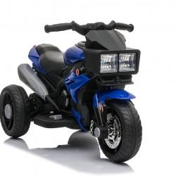 Ηλεκτροκίνητη γουρούνα-μηχανή 6vσε μπλε