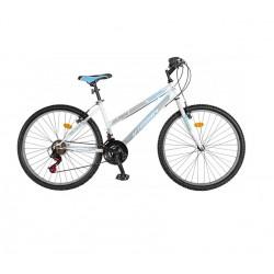 Ποδήλατο mountain VENUS 26'' ίντσες λευκο-μπλε με  21 ταχύτητες