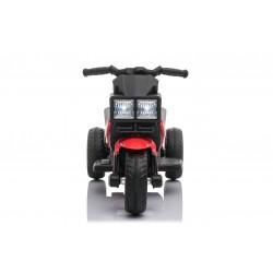 Ηλεκτροκίνητη γουρούνα-μηχανή 6vσε κοκκινη